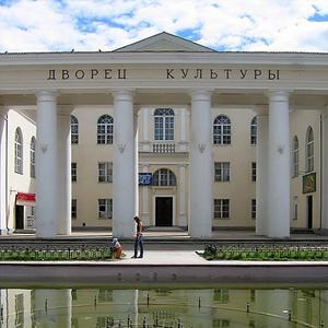 Дворцы и дома культуры Волжска