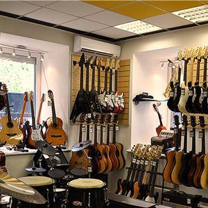 Музыкальные магазины Волжска