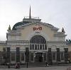 Железнодорожные вокзалы в Волжске