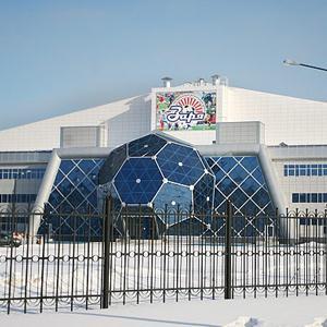 Спортивные комплексы Волжска