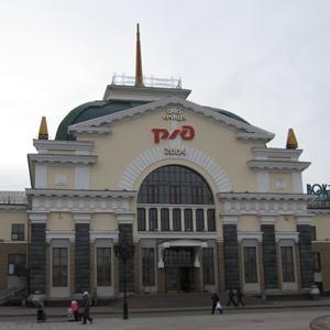 Железнодорожные вокзалы Волжска